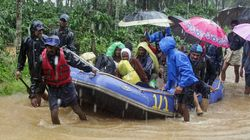 Kerala Rains: 58 People Still Missing Post Landslides, Over 2.5 Lakh People In Relief