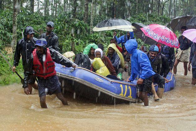 Kerala Rains: 58 People Still Missing Post Landslides, Over 2.5 Lakh People In Relief