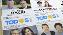 Le président argentin Macri largement battu lors d'un vote