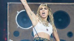 Miley Cyrus, pillada besando a una conocida 'influencer' tras divorciarse de Liam