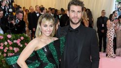 Miley Cyrus Alludes To Liam Hemsworth Split In New Break-Up Song Slide