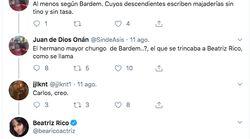 Beatriz Rico arrasa en Twitter con su respuesta a esta