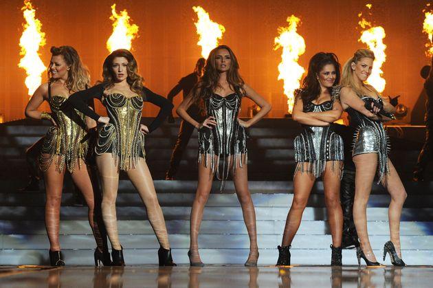 Girls Aloud on the Ten: The Hits