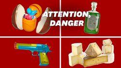 Toutes ces choses interdites aux États-Unis (contrairement aux armes à
