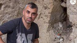 La policía israelí coloca un fusil en casa de un palestino para falsear un