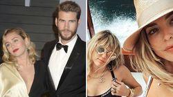 Miley Cyrus e Liam Hemsworth si separano. E lei già bacia una bella