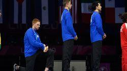 Aux Jeux Panaméricains, plusieurs sportifs américains boycottent