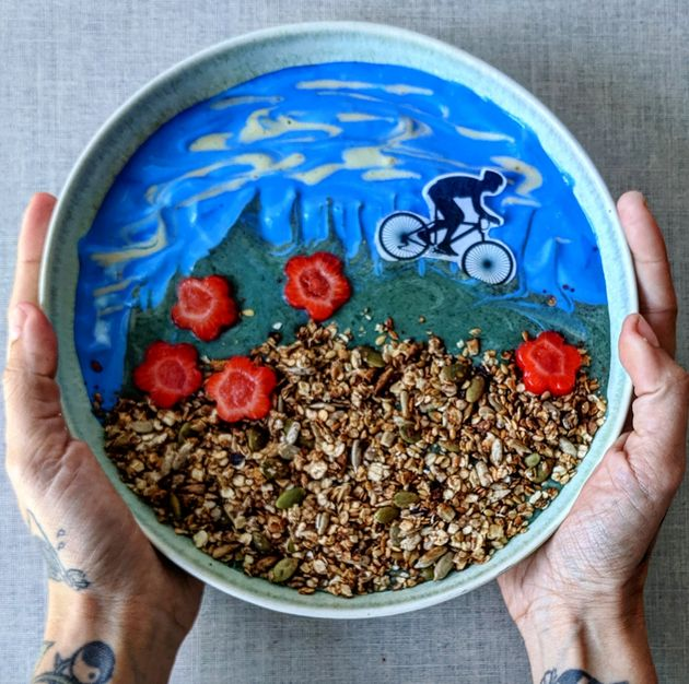 Jack Monroe Shares Recipe For Incredible Cyclist Breakfast Bowl