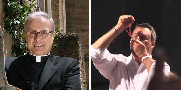 Monsignor Mogavero contro Salvini: