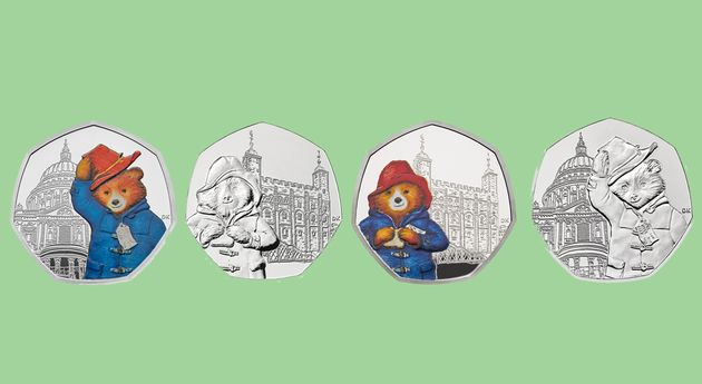 Two New Paddington Bear 50p Coins Have Entered Circulation – Heres How To Get One