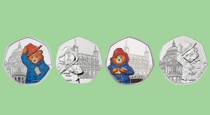 Two New Paddington Bear 50p Coins Have Entered Circulation – Here's How To Get One | HuffPost Life
