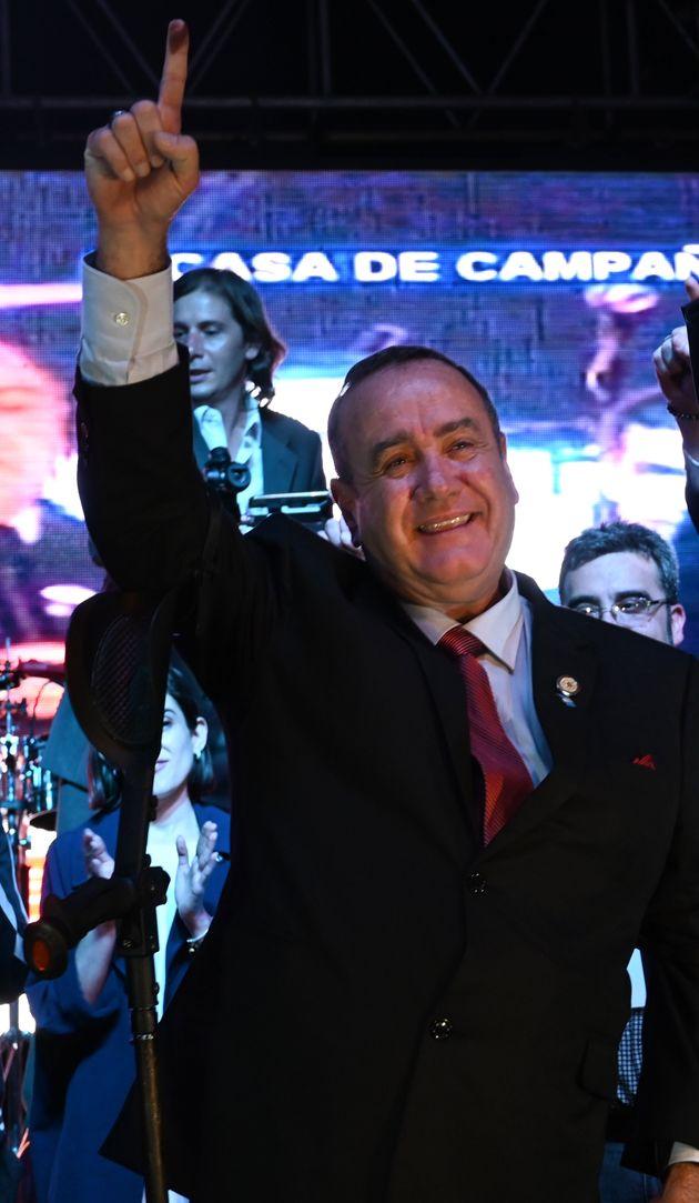 Il Guatemala sceglie la destra con tendenze