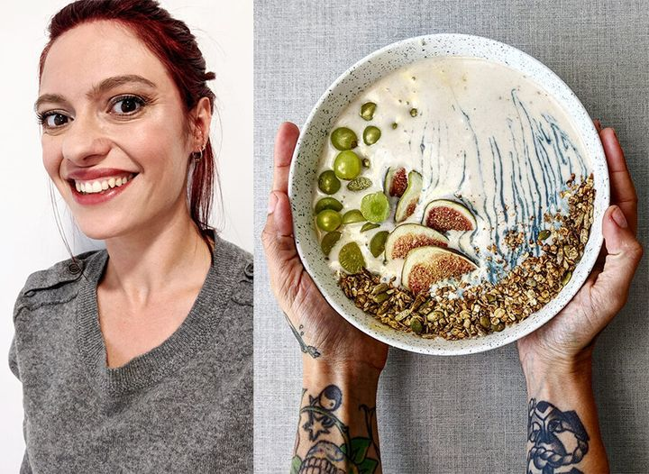 Jack Monroe has been experimenting with breakfast bowls over the past week, and sharing photos of their creations on Twitter.