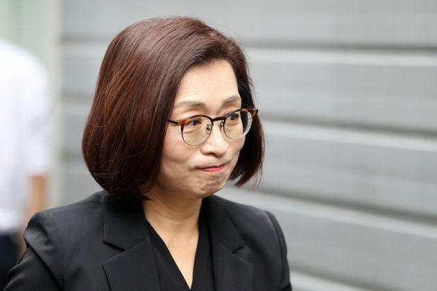 정치자금법 위반 혐의를 받는 은수미 성남시장에 벌금형이