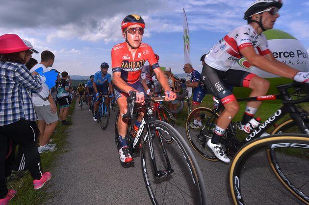 Domenico Pozzovivo investito nel cosentino: il ciclista ha riportato fratture agli
