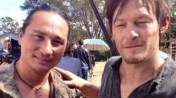 Muere el actor Dango Nu Yen, 'The walking dead', a los 48