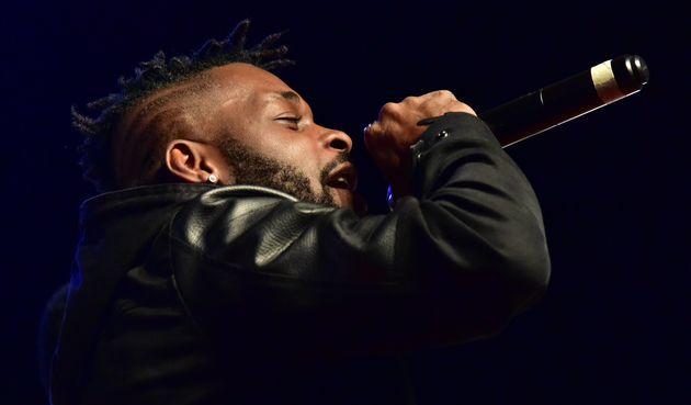 DJ Arafat, de son vrai nomAnge Didier Huon, est mort à l'âge de 33