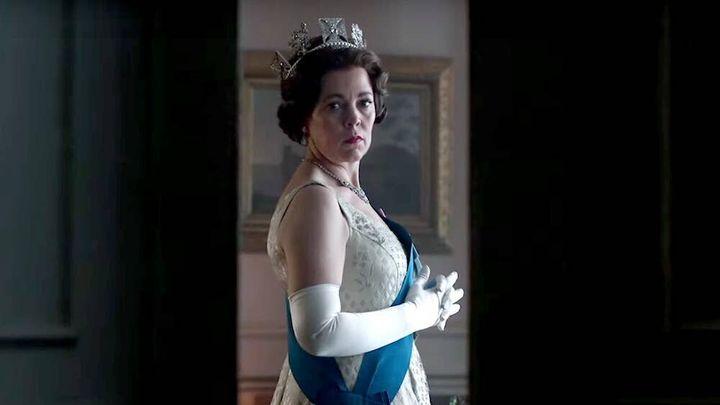 Olivia Colman is playing Queen Elizabeth II in The Crown series three