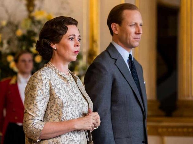 Tobias Menzies takes over from Matt Smith as Prince