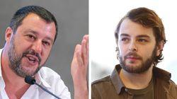 Lorenzo Fragola attacca Salvini su Twitter. Il leghista: