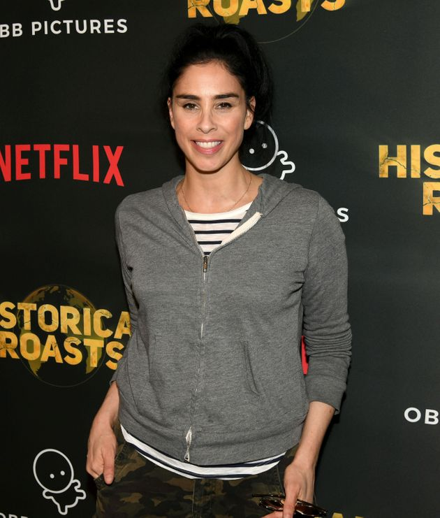 Sarah Silverman Was Fired From Film Role For Blackface Photo