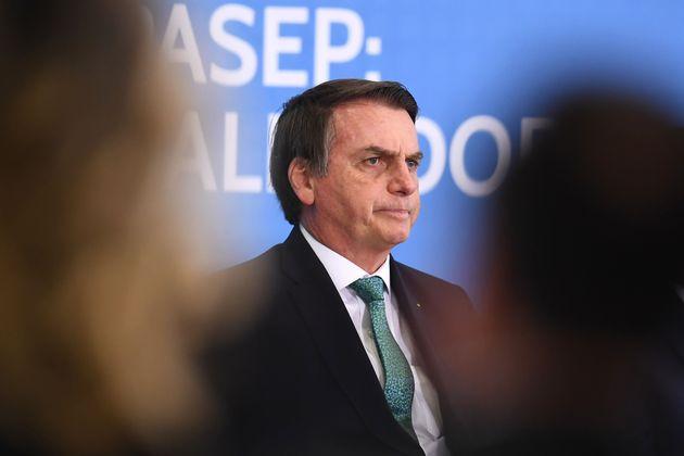 Bolsonaro já havia afirmado que uma vitória da oposição na Argentina poderia...