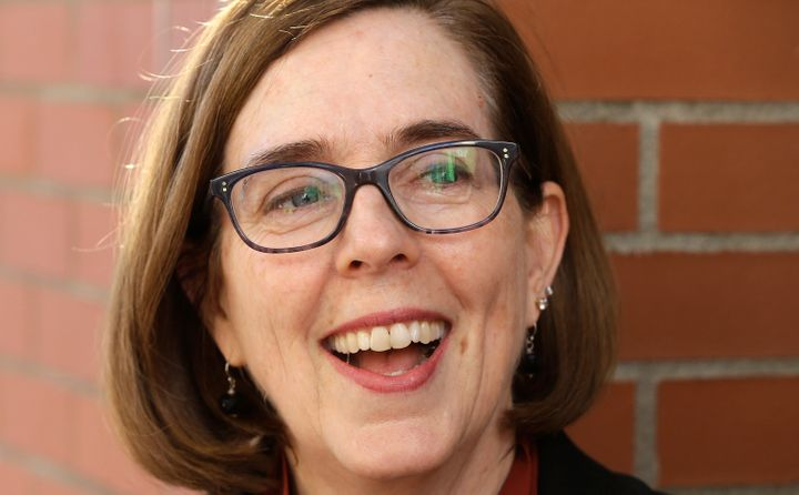 Oregon Gov. Kate Brown (D) enthusiastically supports the idea of requiring presidential candidates to release their tax retur