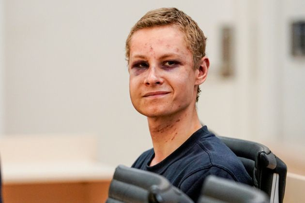 Norwegian Mosque Attack Suspect Appears In Court With Two Black Eyes