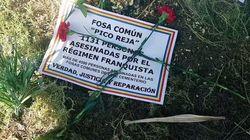 La fosa de Pico Reja, donde mil muertos esperan restitución junto a Blas