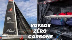 Voici le voilier zéro carbone sur lequel Greta Thunberg ralliera New