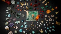 Amuletos contra la mala suerte, el último y sorprendente hallazgo en