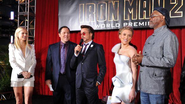 Gwyneth Paltrow avait aussi oublié que Samuel L. Jackson faisait partie du Marvel Cinematic