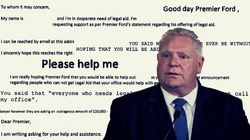 Ford Told People To Call Him For Legal Aid. Here's How His Office