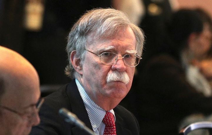 "National Security Adviser John Bolton said on Monday that the U.S. would ""enthusiastically"" support a no-deal Brexit, if the"