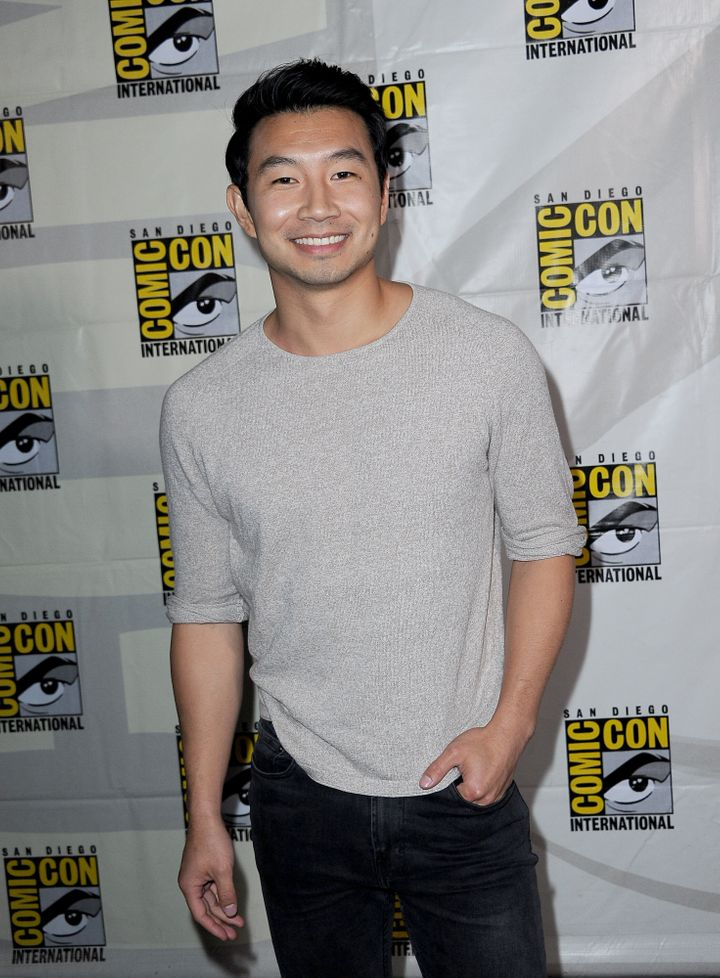 Simu Liu stars as Shang-Chi, Marvel's first Asian superhero.