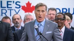 Maxime Bernier Not Invited To Televised Leaders' Debates .. For