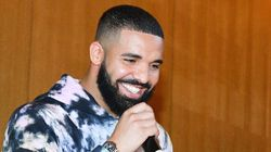 Famously Humble Drake Shows Off New Beatles-Inspired