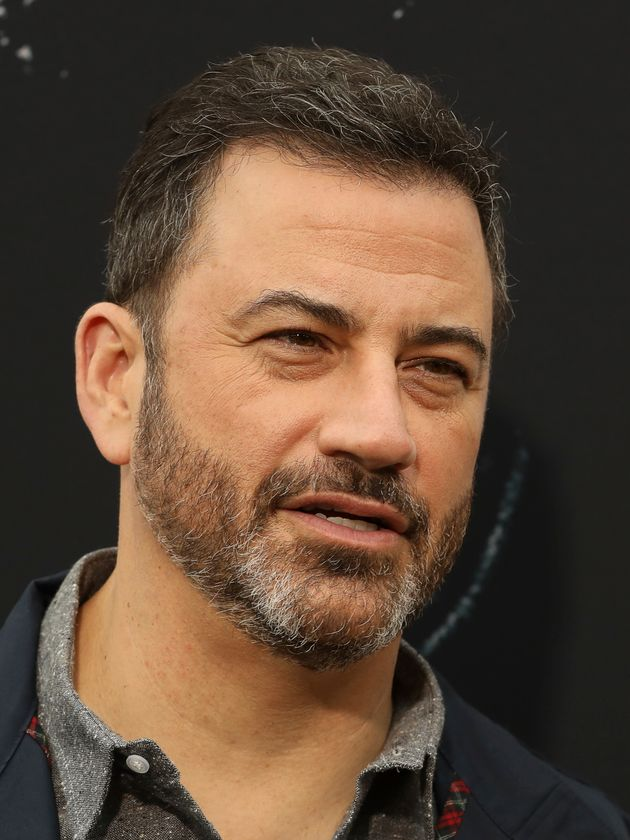 Jimmy Kimmel à la première mondiale de «Black Godfather», le lundi 3 juin 2019,...