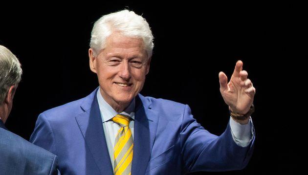 Bill Clinton le 5 mai à Las