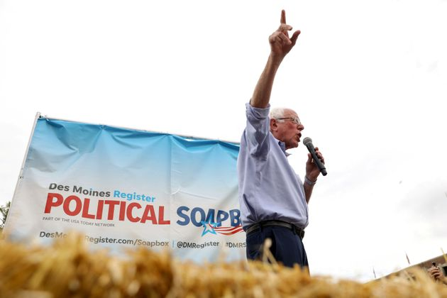 Vermont Sen. Bernie Sanders is doubling down on his calls for a political revolution, hoping he can boost...