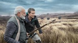 Modi's 'Man vs Wild' Episode Has Inspired Twitter In The Best