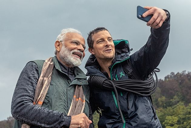 Modi's 'Man Vs Wild' Episode With Bear Grylls Left Everyone With One
