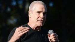 Punk Legend Henry Rollins Has A Grim Reminder For Trump