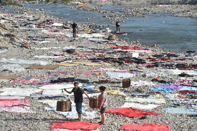 Κίνα: Στους 49 τουλάχιστον οι νεκροί από τον τυφώνα