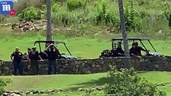 Le FBI mène un raid sur l'île appartenant à Epstein dans les