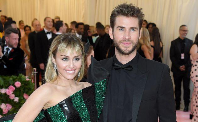 El deseo de Liam Hemsworth para Miley Cyrus tras su
