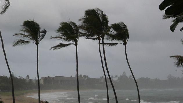 台風イメージ画像