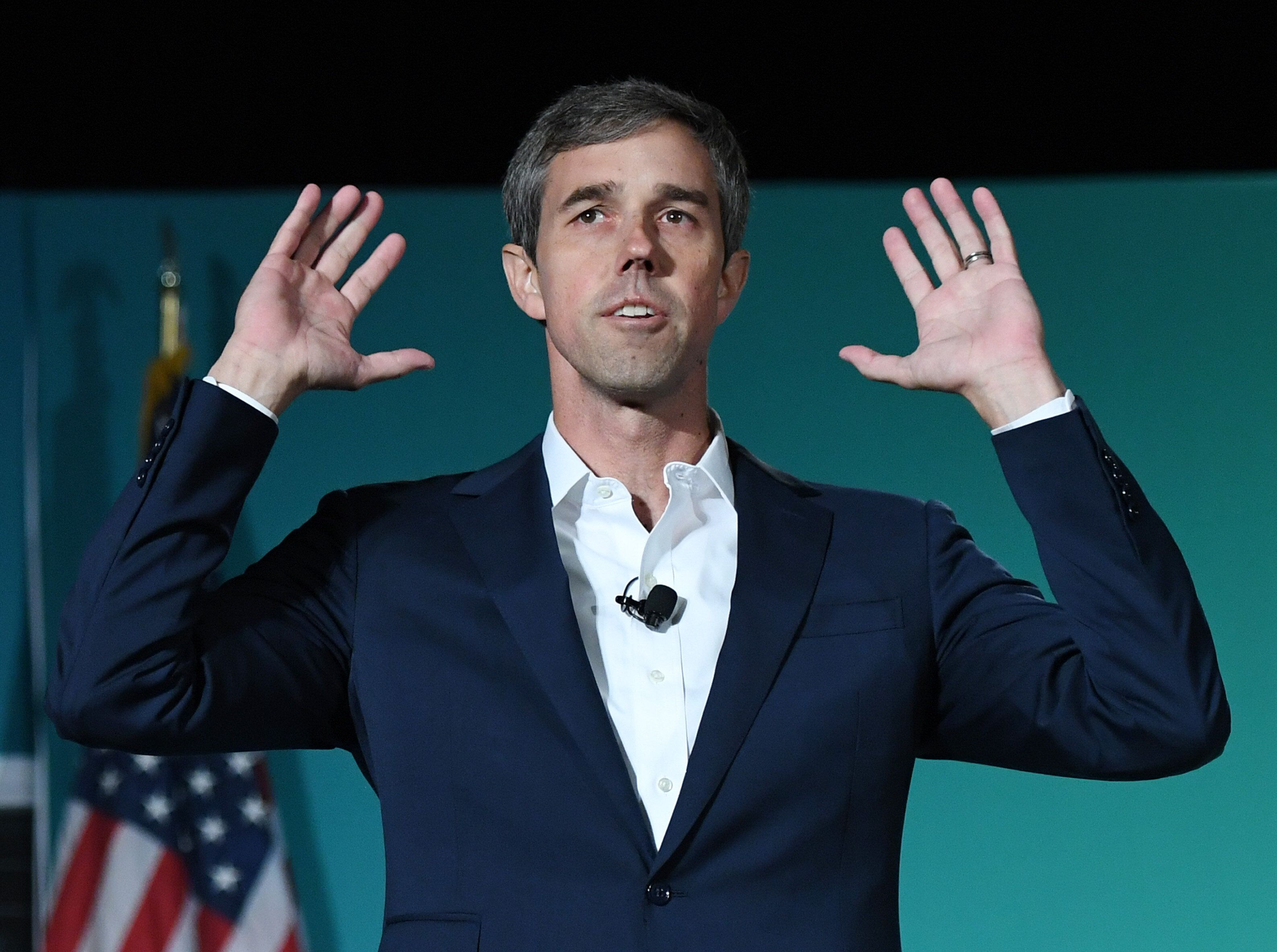 Houston Chronicle Editorial Board Calls On Beto O'Rourke To Drop Out