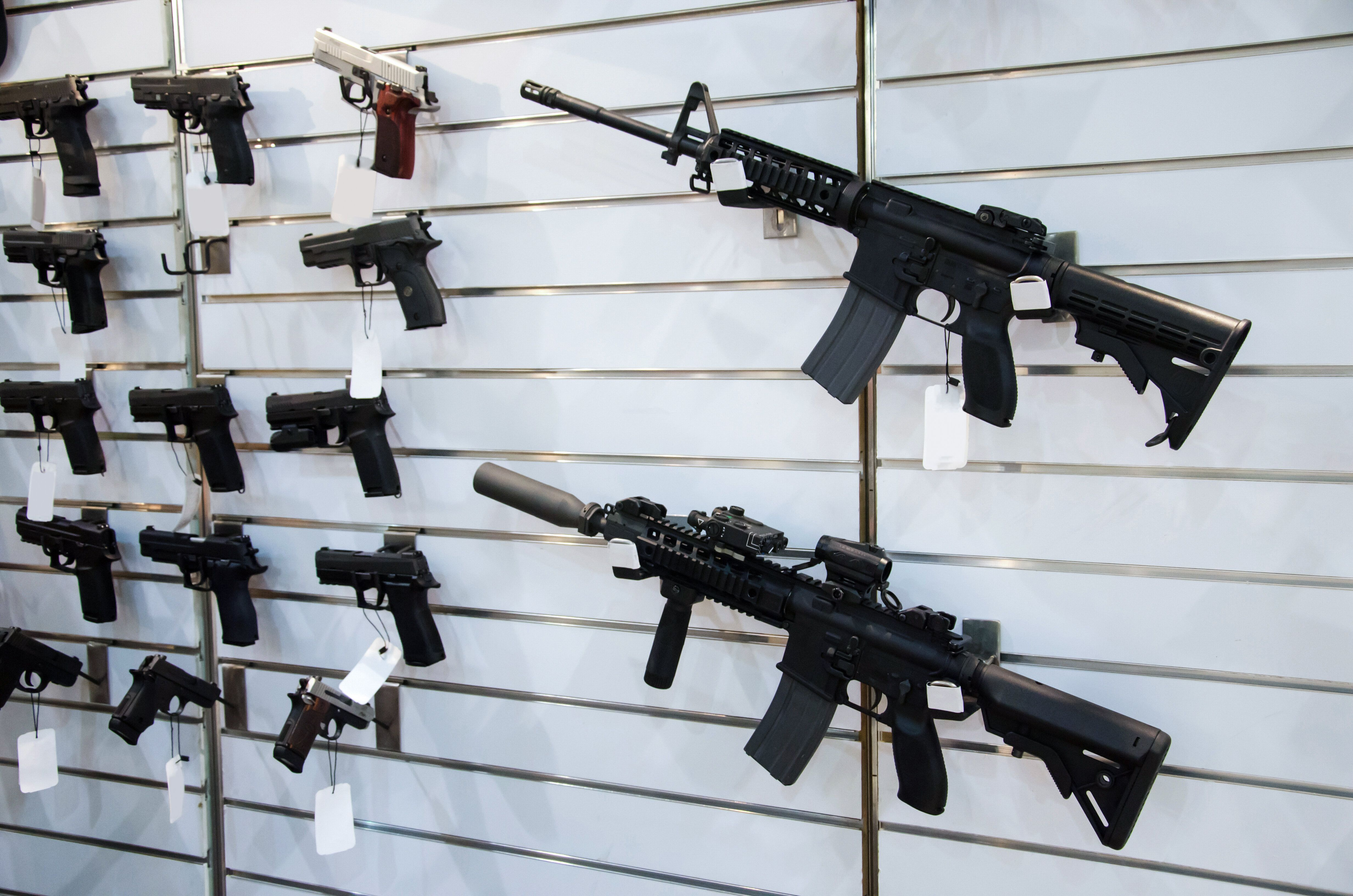 Texas Gun Store Comes Under Fire For Advertising 'Back To School' Firearms Sale