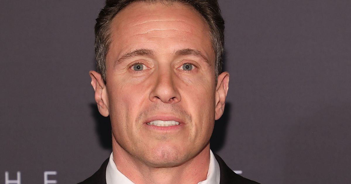Chris Cuomo Squares Up To Man Calling Him 'Fredo': 'Like The N-Word For Us' thumbnail